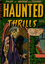 Thumbnail for Haunted Thrills
