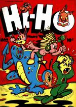 Cover For Hi-Ho Comics