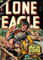 Cover For Lone Eagle