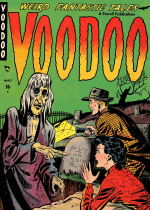 Cover For Voodoo