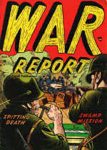 Cover For War Report