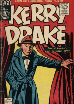 Cover For Kerry Drake
