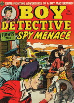 Cover For Boy Detective