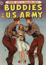 Cover For Buddies of the U.S. Army