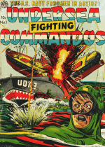 Cover For Fighting Undersea Commandos