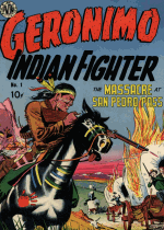 Cover For Geronimo