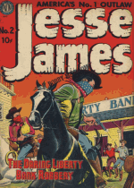 Cover For Jesse James