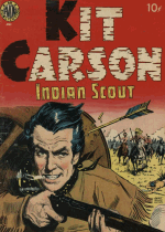 Cover For Kit Carson