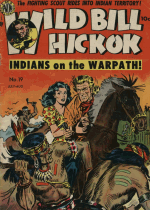 Cover For Wild Bill Hickok