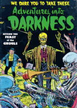 Thumbnail for Adventures Into Darkness