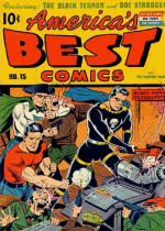 Cover For America's Best Comics