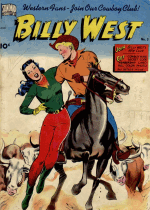 Cover For Billy West / Bill West