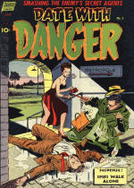 Cover For Date With Danger