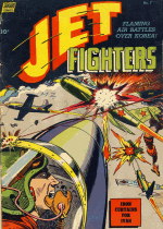 Cover For Jet Fighters