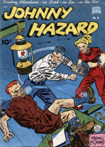 Cover For Johnny Hazard