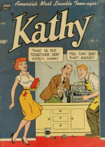 Cover For Kathy