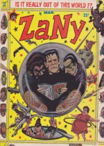 Cover For Zany