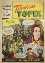 Cover For Timeless Topix