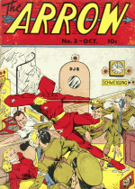 Cover For The Arrow