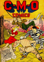 Cover For C-M-O Comics