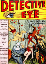 Cover For Detective Eye