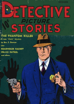 Thumbnail for Detective Picture Stories