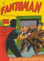 Cover For Fantoman