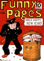 Cover For Funny Pages