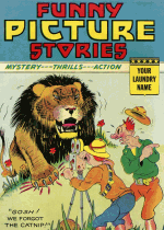 Cover For Funny Picture Stories