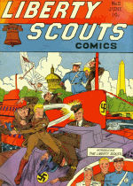 Cover For Liberty Scouts