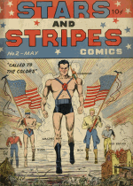 Cover For Stars and Stripes