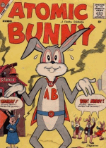 Cover For Atomic Bunny