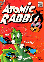 Cover For Atomic Rabbit