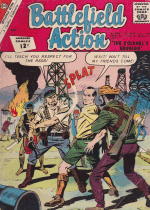 Cover For Battlefield Action