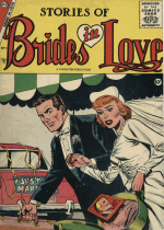 Cover For Brides in Love
