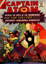 Cover For Captain Atom