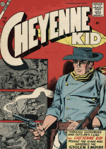 Cover For Cheyenne Kid