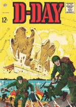 Cover For D-Day