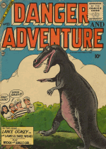 Cover For Danger and Adventure