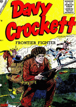Cover For Davy Crockett