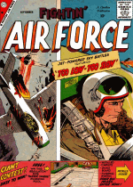Cover For Fightin' Air Force
