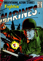 Cover For Fightin' Marines
