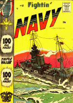 Cover For Fightin' Navy