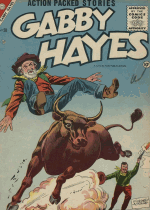 Cover For Gabby Hayes
