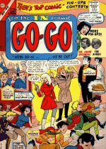 Cover For Go-Go