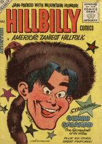 Thumbnail for Hillbilly Comics