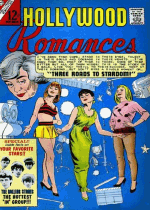 Cover For Hollywood Romances