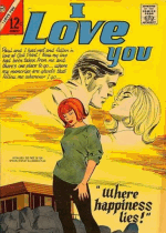Cover For I Love You