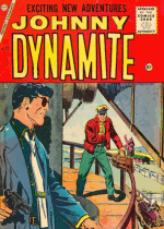 Cover For Johnny Dynamite