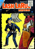 Cover For Lash Larue Western